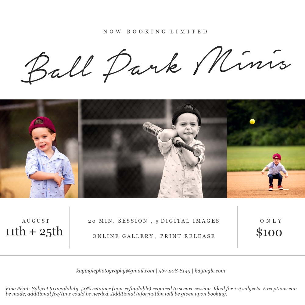 BallPark Minis5x5KayIngleColumbusPhotographer